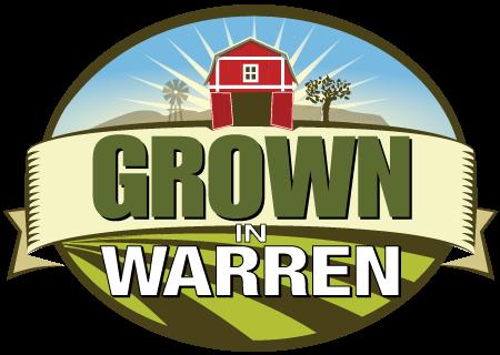Grown In Warren County, NJ