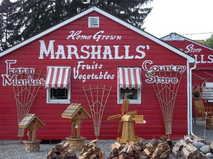 Marshall's Farm Market