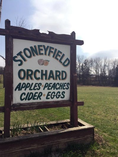 Stoneyfield Orchard
